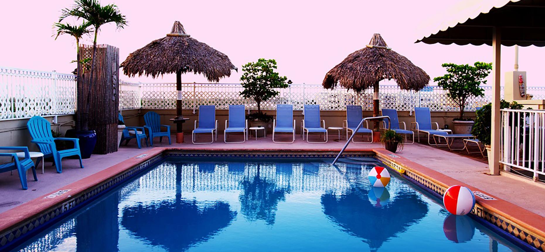 Rooftop Resort - South Floridas #1 Swingers Nudist Hotel