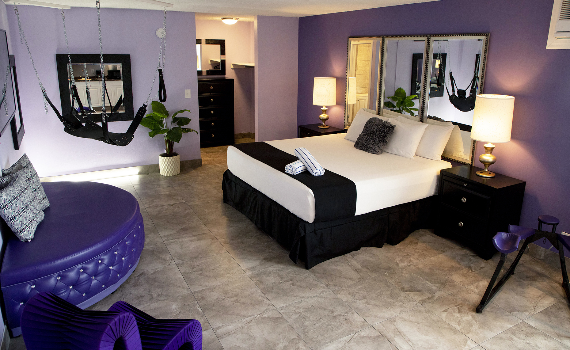 Purple Passion Suite