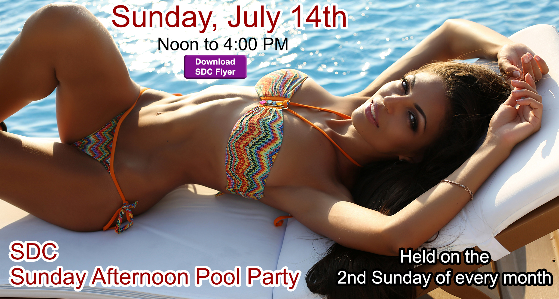 SDC Sunday Pool Party